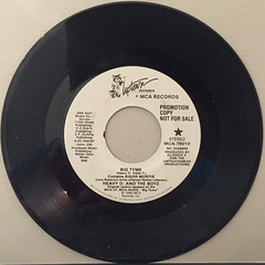 HEAVY D. AND THE BOYZ:BIG TYME(RECORD SIDE-A)