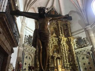 Cristo crucificado de Medinaceli