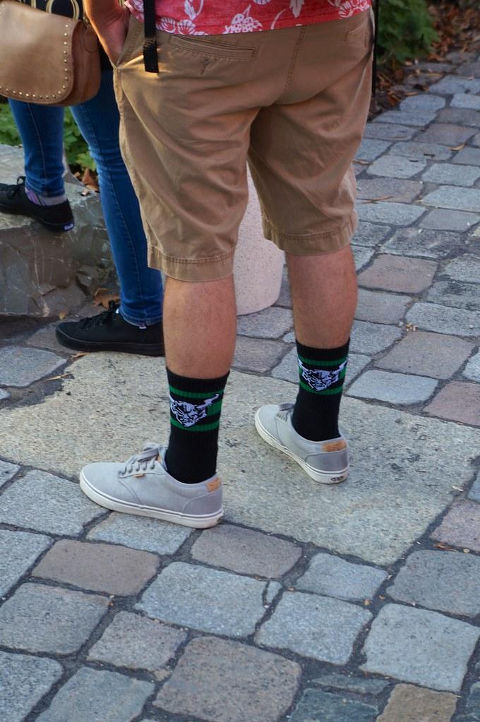 Stone IPA socks