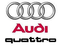 Audi quattro lo... M 3d Logo