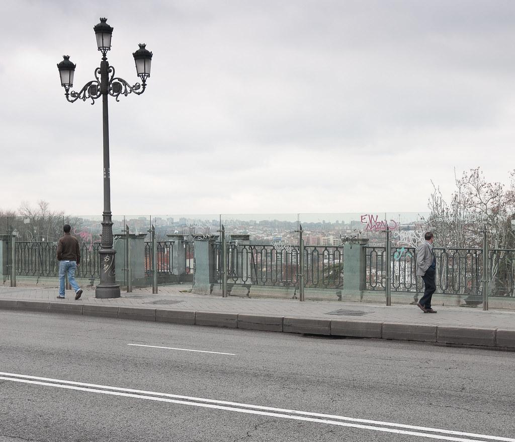 Viaducto madrid carlos enrique olmedo flickr - Madrid olmedo ...
