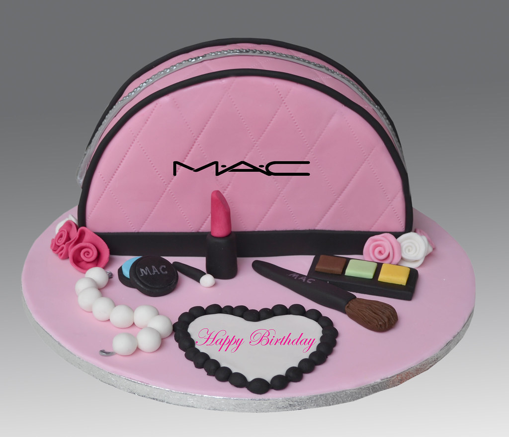 HD wallpapers birthday cake designs of makeup