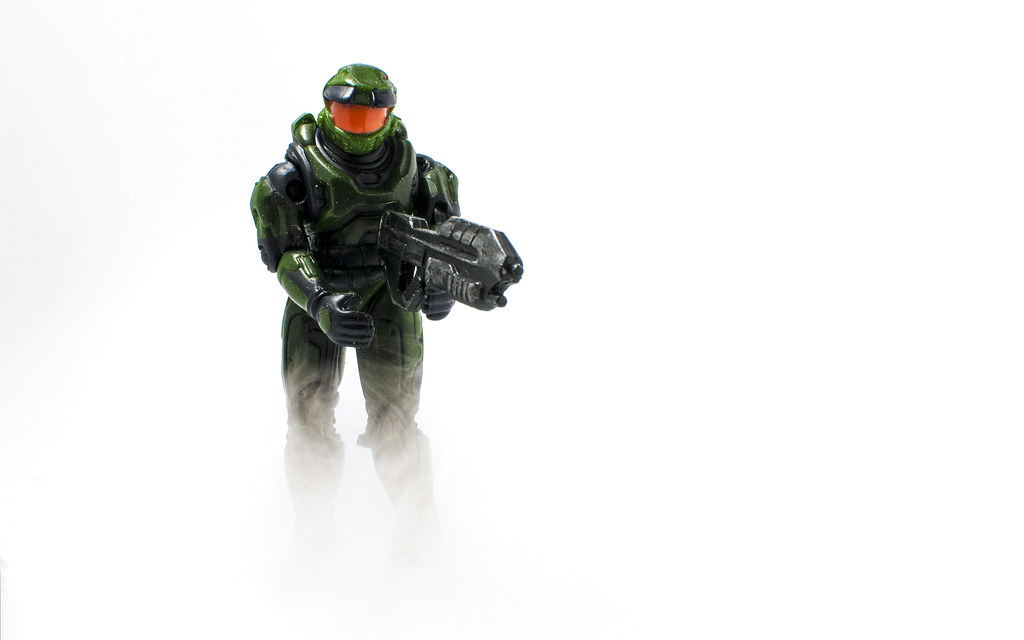 4K Resolution wallpaper 16:10 - Master Chief (Halo) | Flickr ...