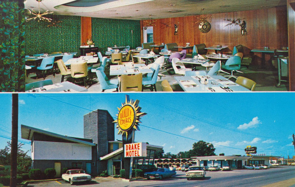 Drake Motel and Restaurant - Chattanooga, Tennessee