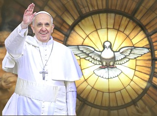 His Holiness Pope Francis | by Christus Vincit