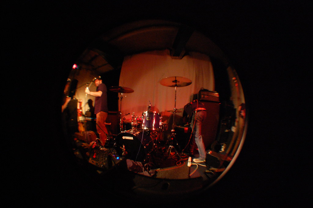 Hey Colossus | 16/3/13 at Tatty Seaside Town 10th Birthday ...