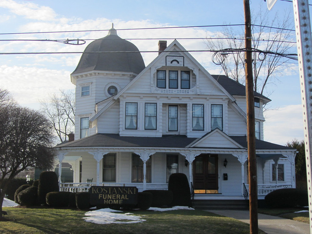 Beautiful Victorian Funeral Home in Greenfield MA | Amy ...