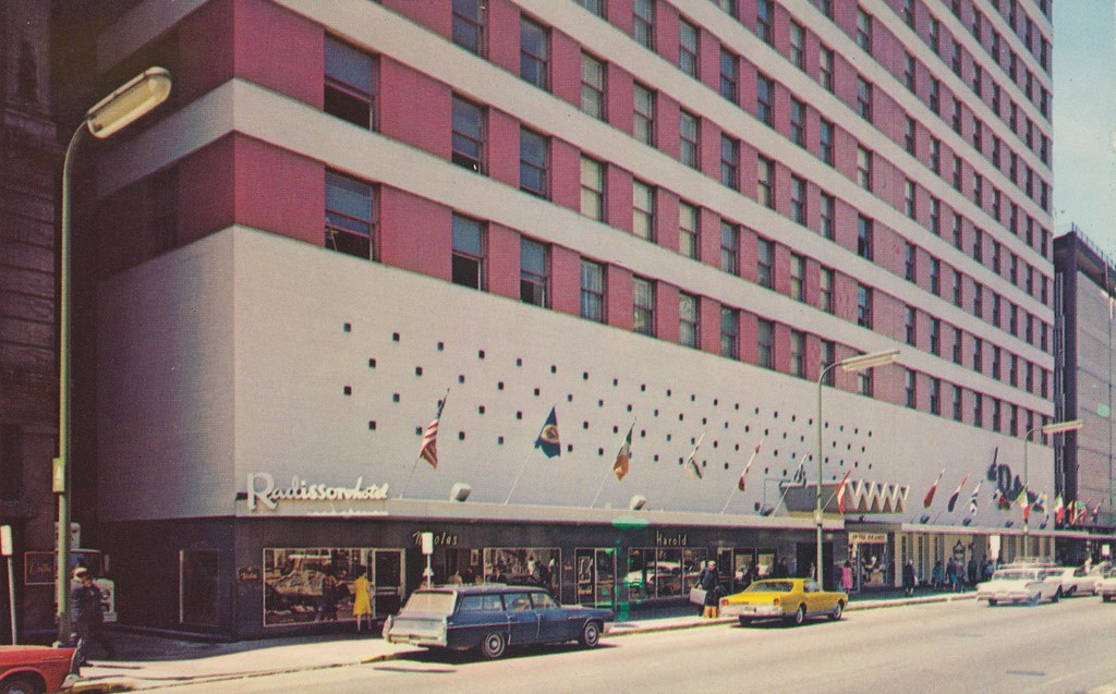 Radisson Hotel - Minneapolis, Minnesota
