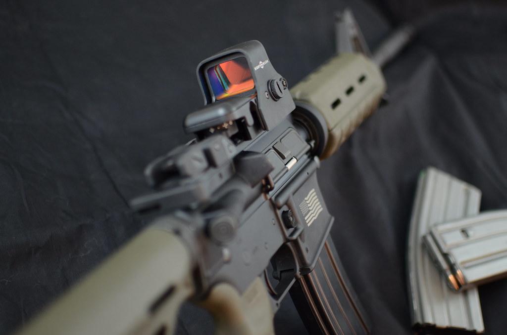 Image result for Airsoft Sniper Rifles flickr