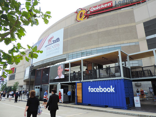 Facebook at the GOP Convention | by Boxman Studios