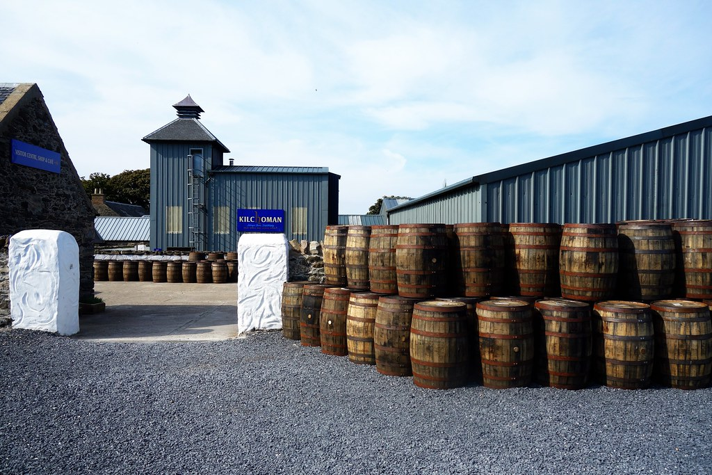 Kilchoman Distillery, Islay, Scotland
