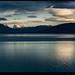 Atardecer lago Argentino Torres del Paine