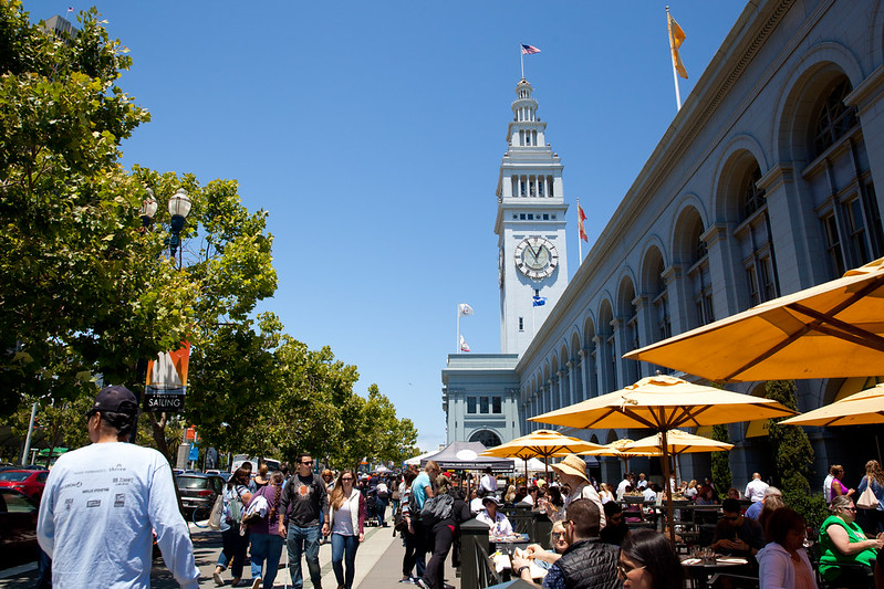 Visiting San Francisco, Part 1: The Ferry Building