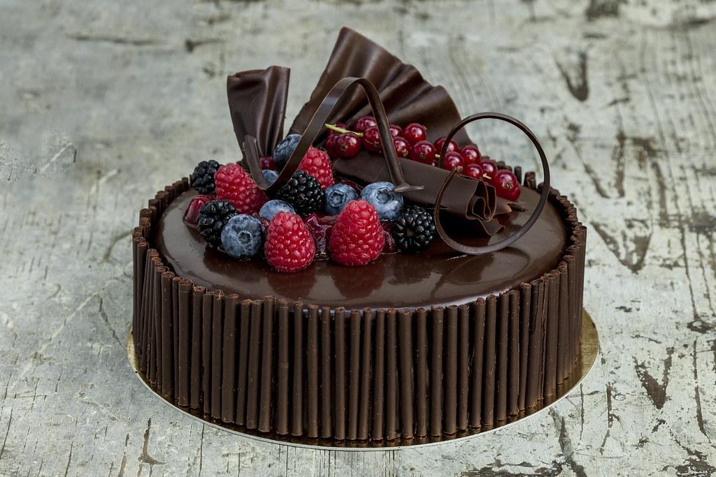 csokoládé torta képek Díszített belga csokoládétorta | Zsidai Cukrászműhely | 6.… | Flickr csokoládé torta képek