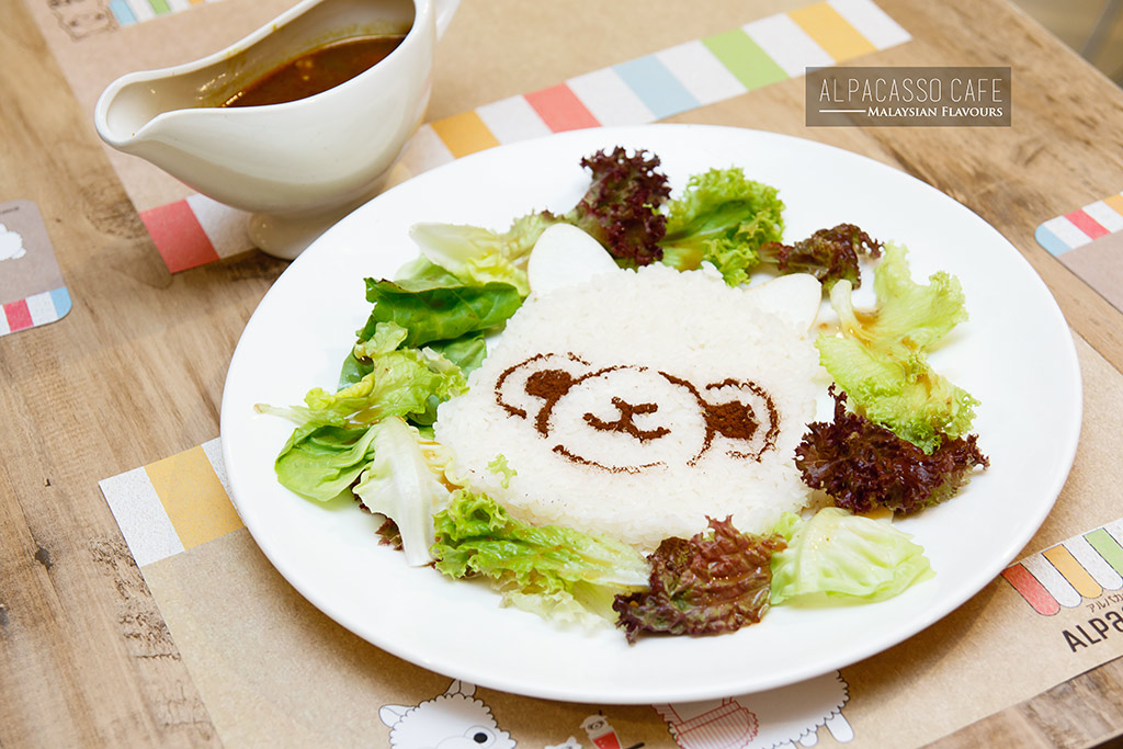 Alpacasso Cafe AEON Mid Valley Megamall KL
