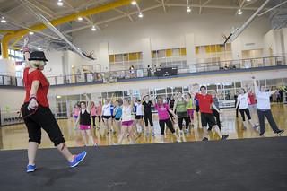 ARC Zumbathon | by UT-Chattanooga