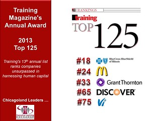 Training Magazine's 2013 Top 125 | by learningexecutive