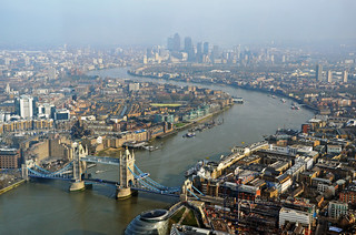 The Thames from the Shard | by Dun.can