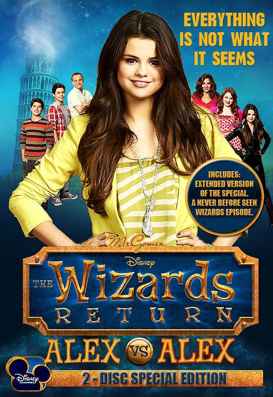 the wizards return alex vs alex dvd cover i love the