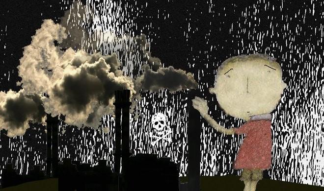 十月糧食日壽星:阿饑師憂心環境污染造成糧食安全問題。