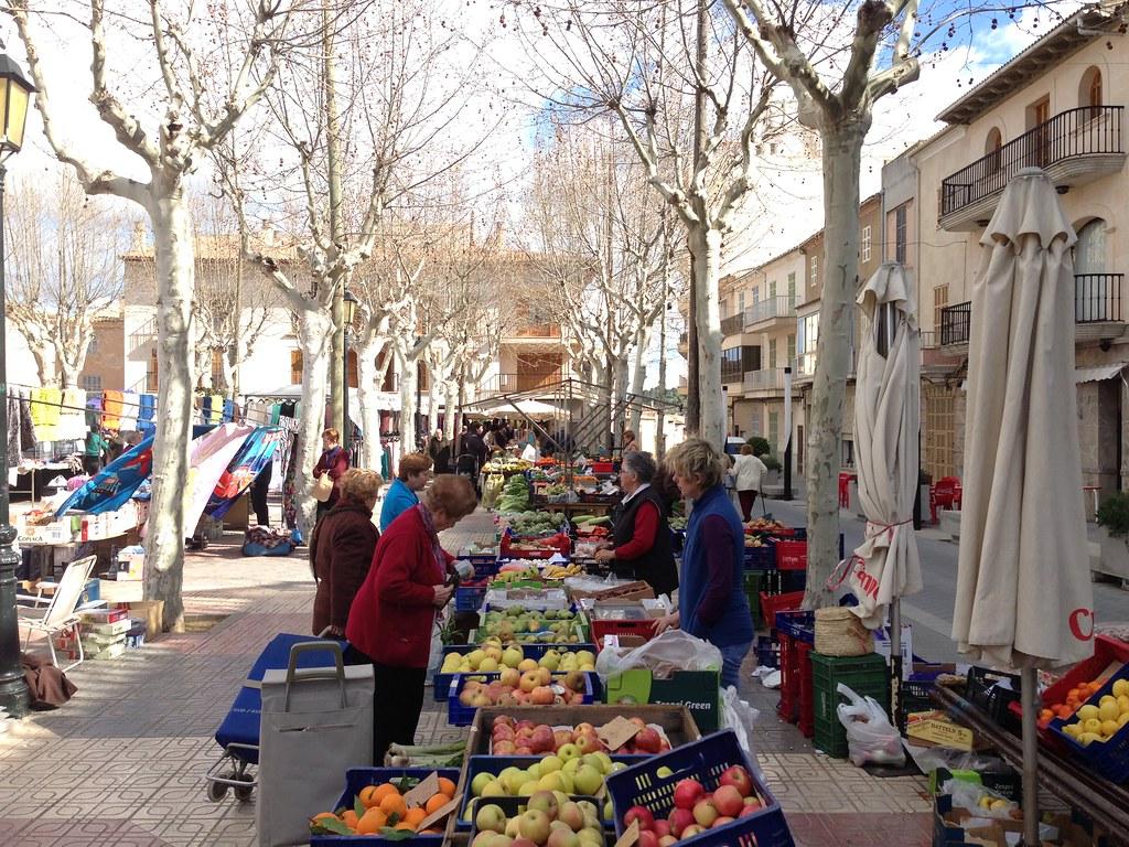 Mercados de Mallorca: Santa MArgalida   Mercados de ...