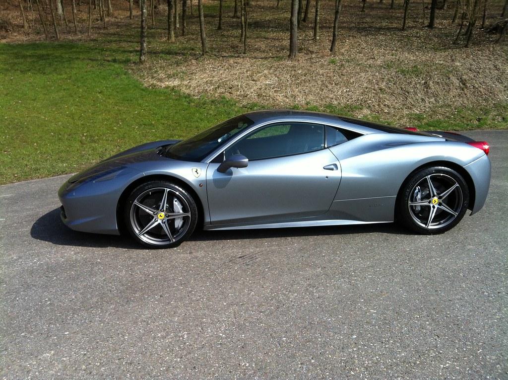 ferrari-458-italia-grigio-titanio-2 | Ferrari 458 Italia ...