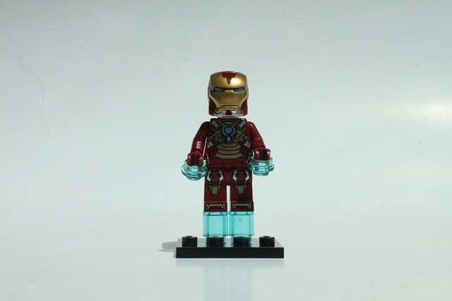LEGO Marvel Super Heroes Iron Man vs. The Mandarin ...