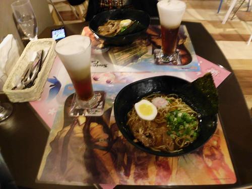 Chun Cafe Menu
