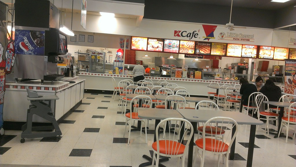 Kmart Carroll Iowa New Tables And Chairs At Little Ca