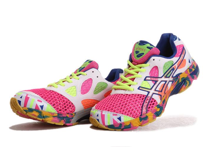 the best attitude ce4b0 a0dd7 ... Asics Gel Noosa TRI 7 Mens Running Shoe Pink White 2   by  asicsgelrunning.com