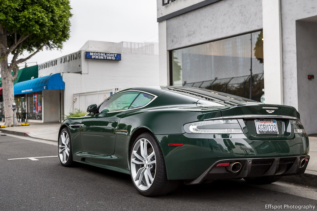 British Racing Green Awesome Color Never Seen One