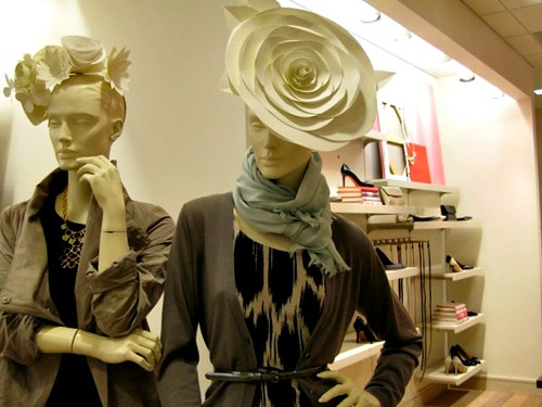 Paper Sculpture Hats | by all things paper