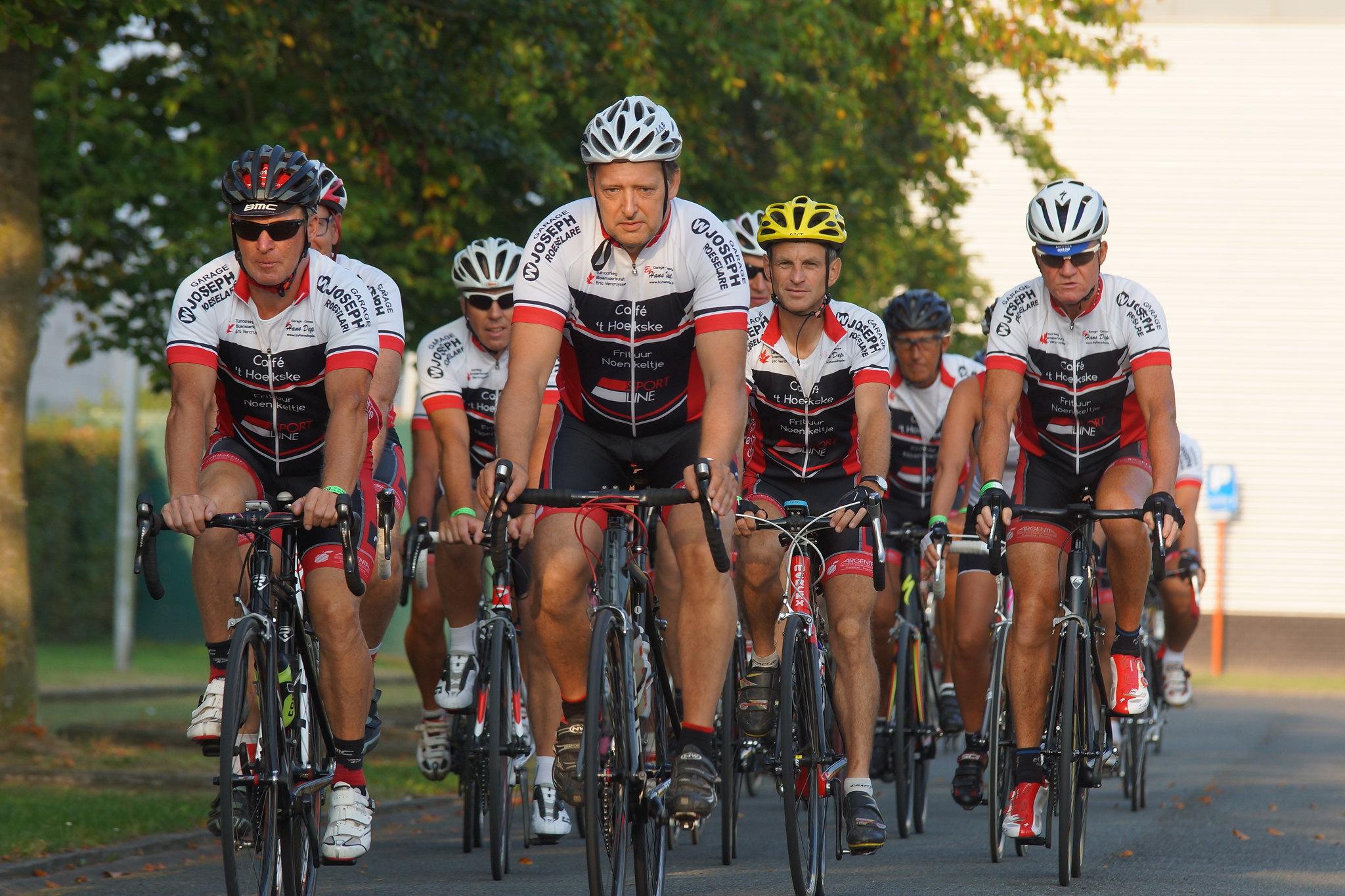 West-Vlaanderens Mooiste, fietsen op zaterdag