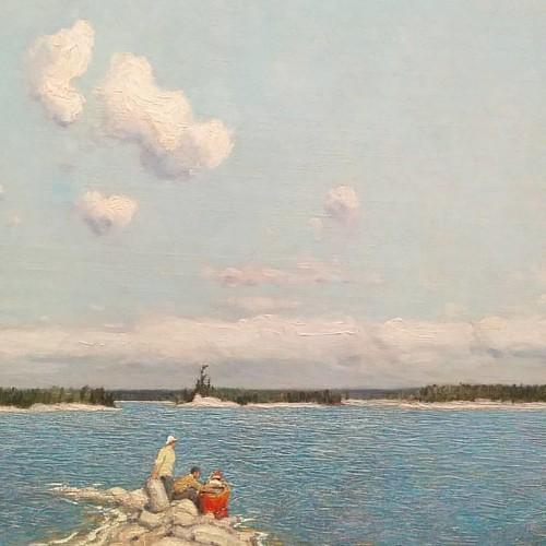 From Fine Weather, Georgian Bay #toronto #artgalleryofontario #ago #jehmacdonald