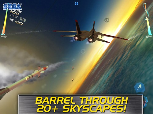 After Burner Climax - iOS | by SEGA of America