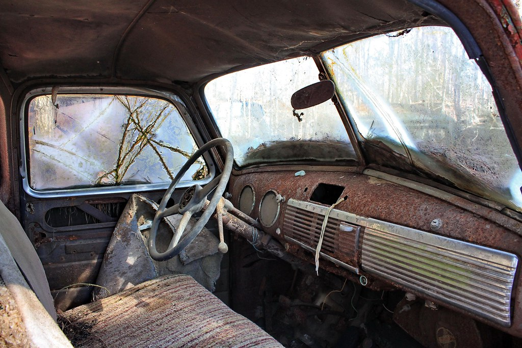 old car city bartow county georgia old chevrolet truck int flickr. Black Bedroom Furniture Sets. Home Design Ideas