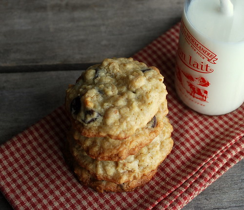 Oatmeal Choc Chip Cookies 1 | by firefly64