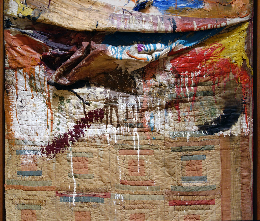 "Review: ""Robert Rauschenberg: Among Friends"" 