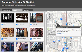 Things to do in Washington D.C Esri map | by @gletham GIS, Social, Mobile Tech Images