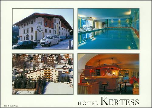 St Anton Hotel  Sterne