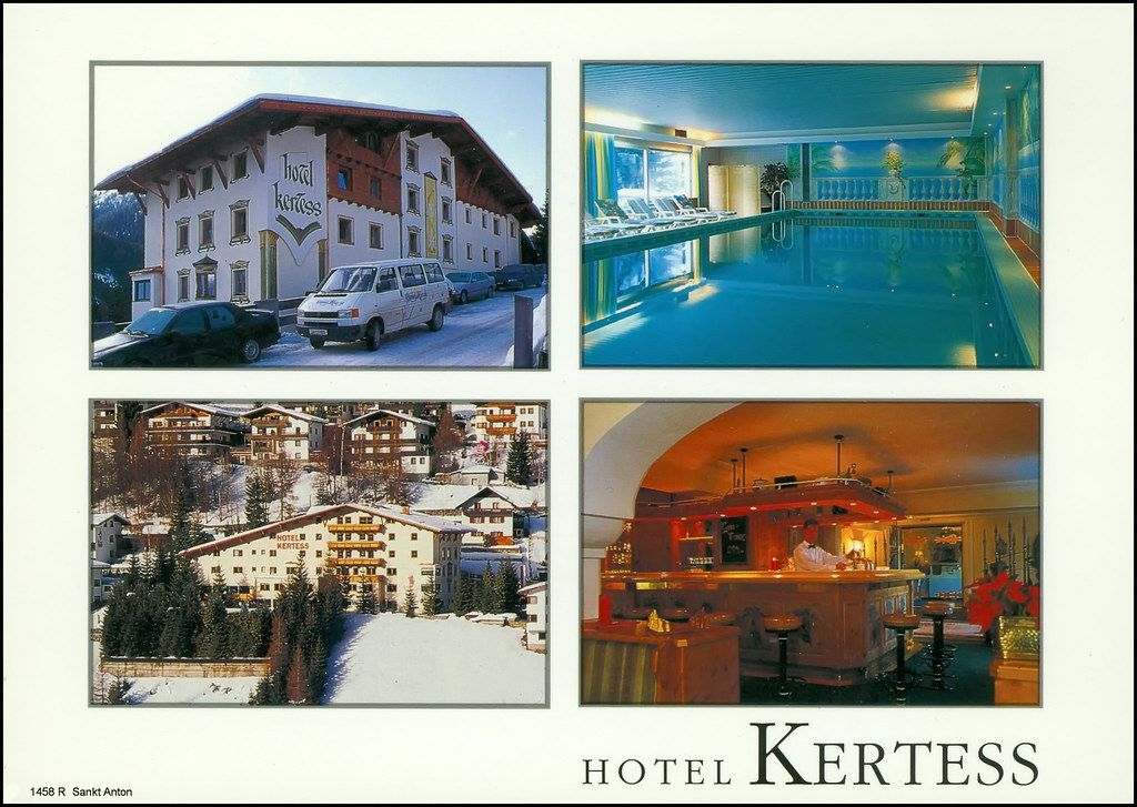St Anton Hotel Alpin Life