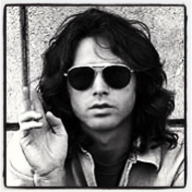 This Day In Rock 03 01 1969 Jim Morrison Of The Doors Is