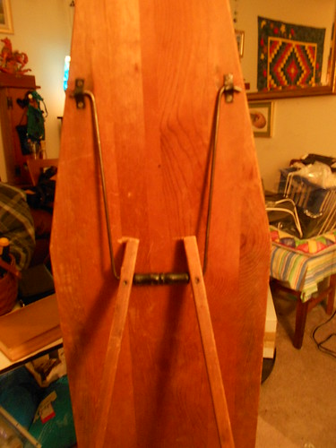 antique ironing board | by CraneStation