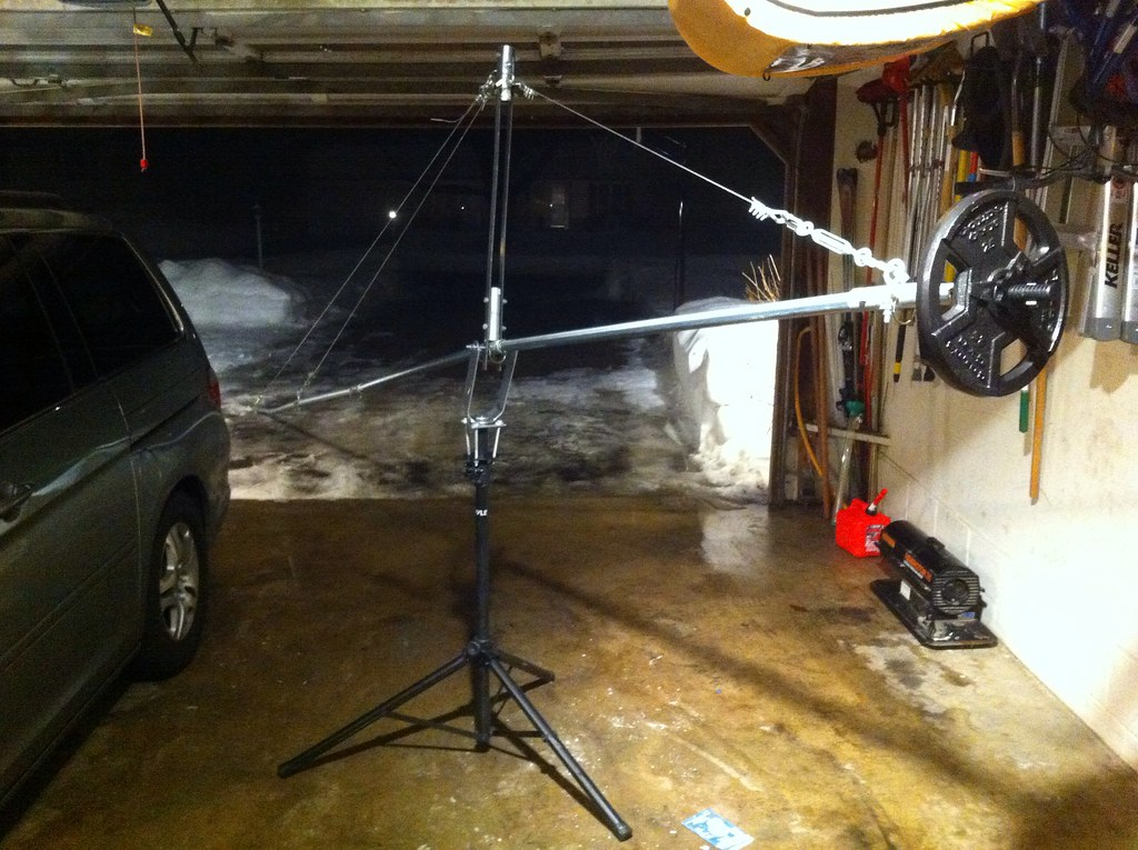 diy camera jib update 3 the cable suspension for my diy flickr. Black Bedroom Furniture Sets. Home Design Ideas