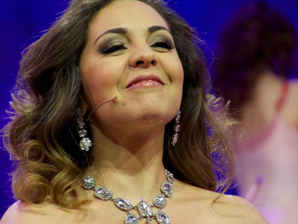 Carmen Monarcha (Soprano Soloist); 11 Mar 2013; Phoenix, A ...