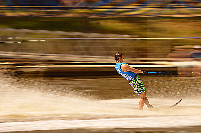Water Skiing on yarra river