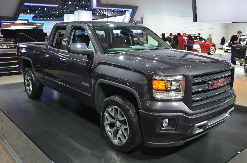 2014 gmc sierra slt double cab all terrain 2013 new york a flickr. Black Bedroom Furniture Sets. Home Design Ideas