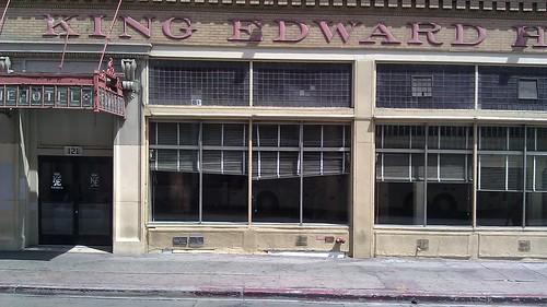 King Edward Hotel Los Angeles History