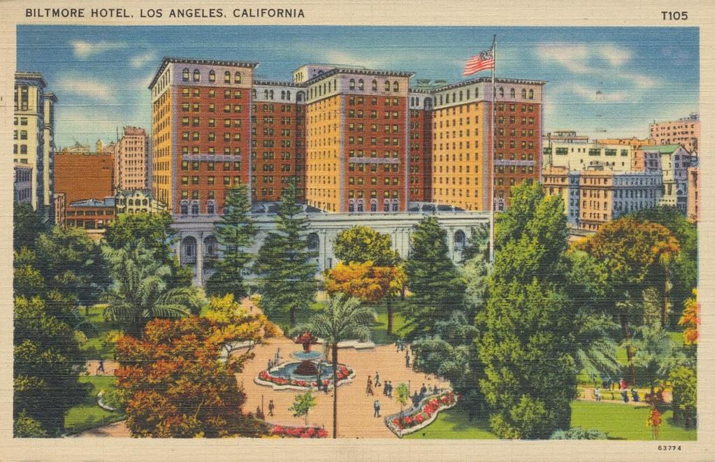 Biltmore Hotel - Los Angeles, California