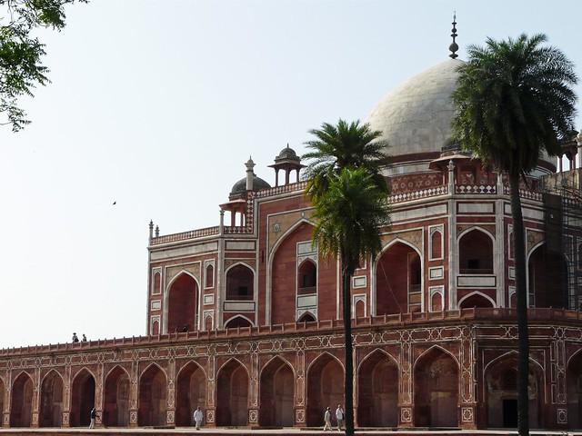 Tumba de Humayun (Delhi, India)